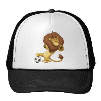 Soccer Lion Hat