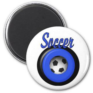 Soccer Magnet