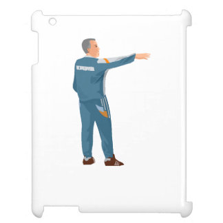 Soccer Manager iPad Cases