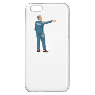 Soccer Manager Case For iPhone 5C