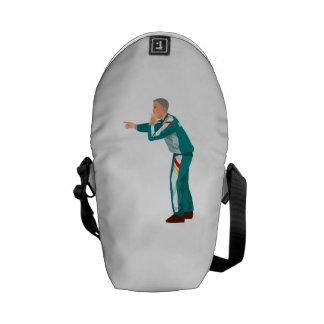 Soccer Manager Courier Bags