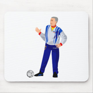 Soccer Manager Mouse Pads