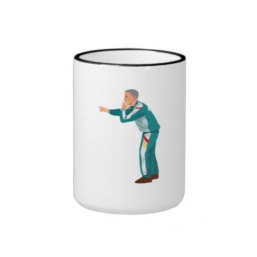 Soccer Manager Coffee Mug