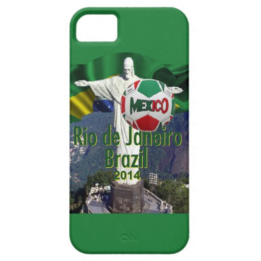 Soccer Mexico Rio Brazil iPhone 5 Covers