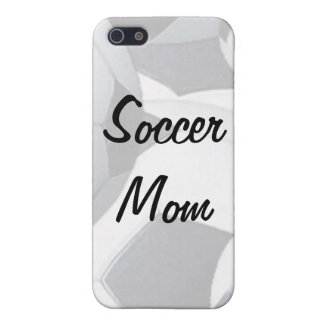 Soccer Mom 4 4S iPhone 5 Cases