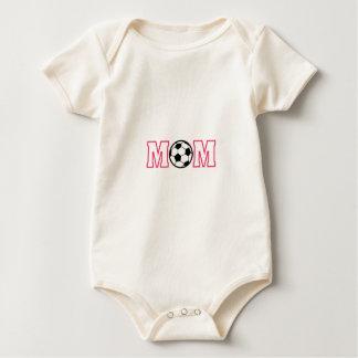 Soccer Mom Baby Bodysuit