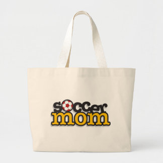 Soccer Mom Tote Bags