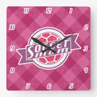 Soccer Mom Clock