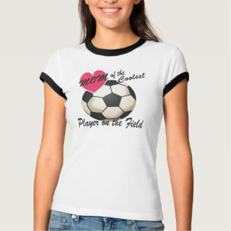 Soccer Mom Coolest Player T-Shirt