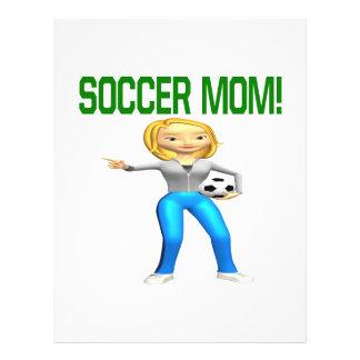 Soccer Mom Flyer