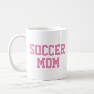 Soccer Mom | Funny Mug | Football Mum