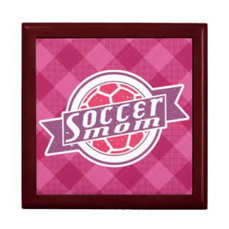 Soccer Mom Jewelry Box
