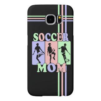 Soccer Mom Pastels Samsung Galaxy S6 Cases