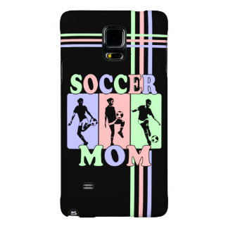 Soccer Mom Pastels Galaxy Note 4 Case
