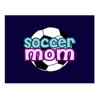 Soccer Mom Postcard