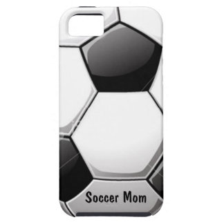 Soccer Mom Soccer Ball iPhone 5 Casemate Tough iPhone 5 Case
