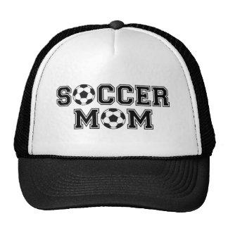 Soccer mom, text design for t-shirt, shirt, gift f hat