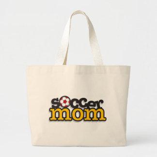 Soccer Mom Tote Bags