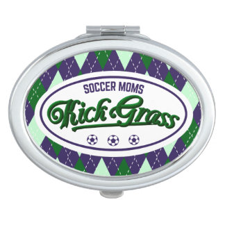 Soccer Moms Kickgrass Make Up Mirror Makeup Mirrors