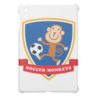 Soccer Monkeys iPad Mini Case