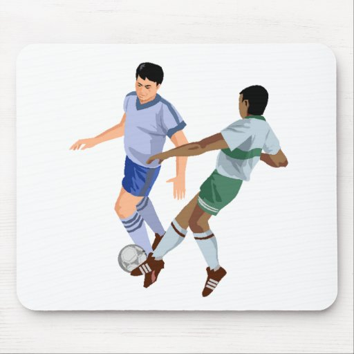 Soccer Mouse Pad