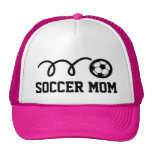 Soccer mum hats