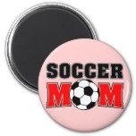Soccer Mum Magnet