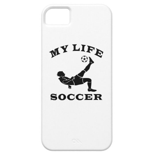 Soccer My Life iPhone 5 Case