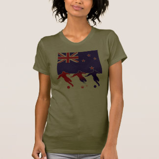 Soccer New Zealand Tshirt