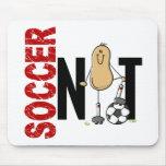 Soccer Nut 1 Mouse Mat