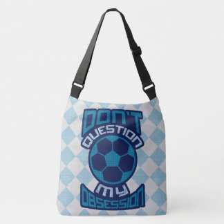 Soccer Obsession All Over Print Bag