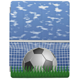 Soccer on a Sunny Day iPad Cover