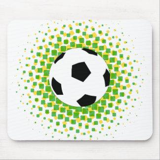 Soccer, or Football Mouse Mat