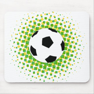 Soccer, or Football Mouse Pad