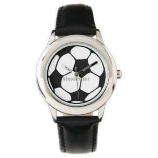 Soccer or Football Wrist Watches