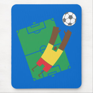 soccer pad mouse pad