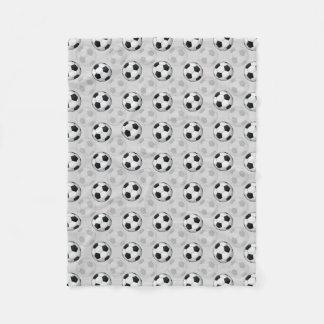 Soccer Pattern | Cool Sport Gifts Fleece Blanket
