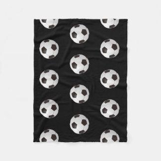 Soccer Pattern | Sport Gifts Fleece Blanket