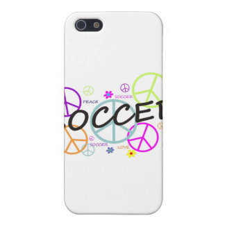 Soccer Peace iPhone 5 Cover