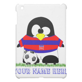 Soccer Penguin Cover For The iPad Mini