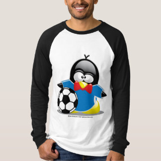 Soccer Penguin Tshirts