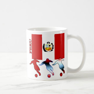 Soccer Peru Mug