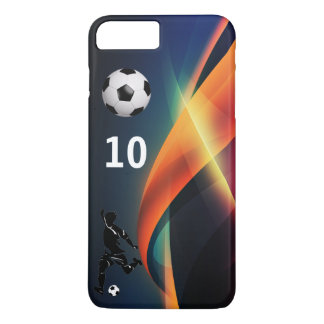 Soccer Player 10 iPhone 8 Plus/7 Plus Case