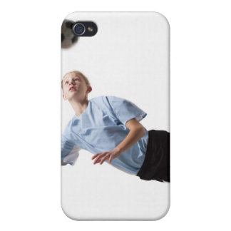 Soccer player 3 iPhone 4/4S cover