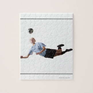 Soccer player 3 jigsaw puzzle