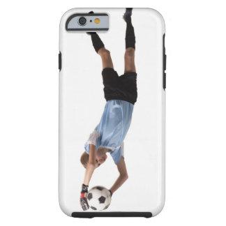 Soccer player 4 tough iPhone 6 case