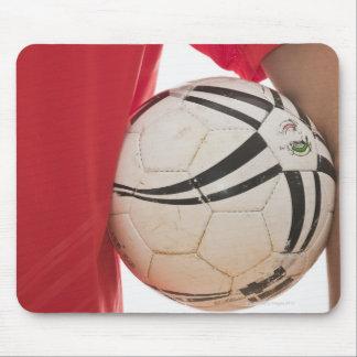 Soccer player 5 mouse mat
