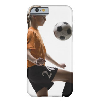 Soccer player barely there iPhone 6 case