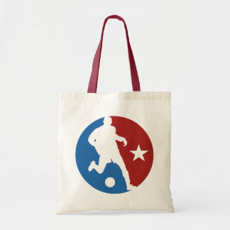 Soccer Player custom bags