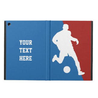 Soccer Player custom cases Case For iPad Air